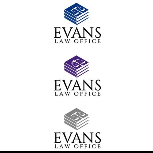 Runner-up design by Evans Design