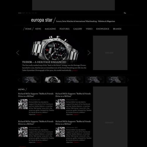 Design finalista por violetaweb