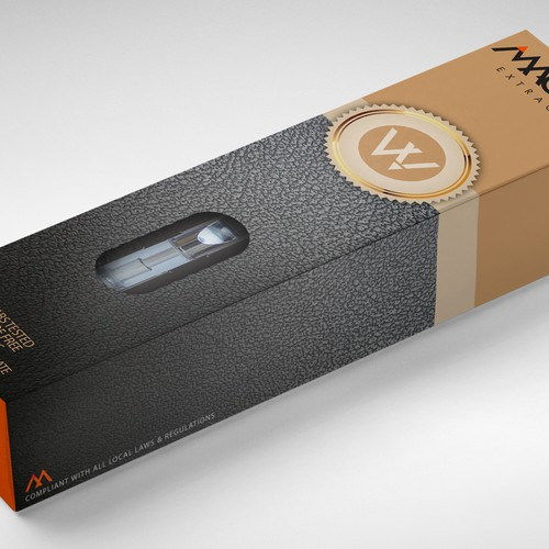 CREATIVE VAPE PACKAGING FOR MAGMA BRANDS | Product packaging contest