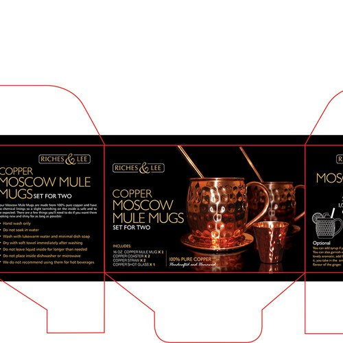 Diseño finalista de sapienpack