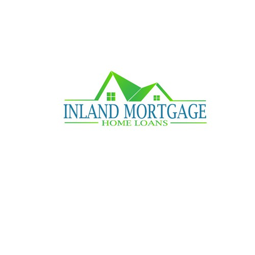 Help Inland Mortgage Home Loans with a new logo | Logo ...