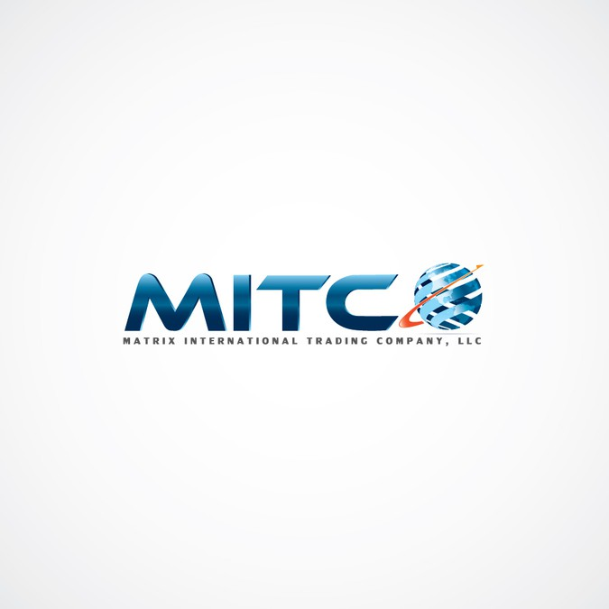 Logo for matrix international trading company llc mitco for International design company