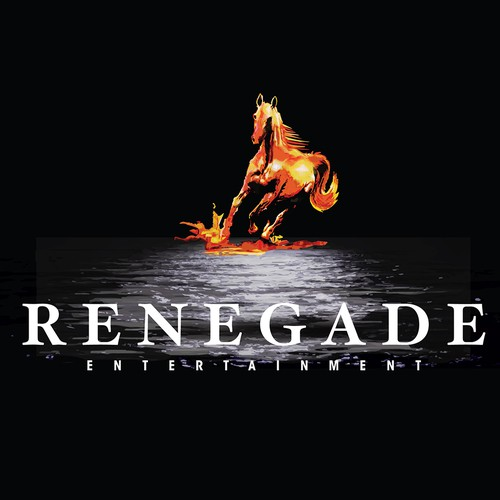 Entertainment Film & TV Studio Branding - Logo - RENEGADES need only apply Design by RadicalMind