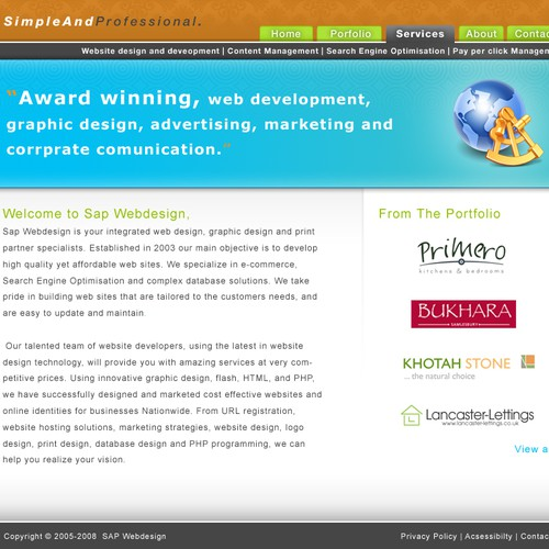 Design finalisti di JustRyan