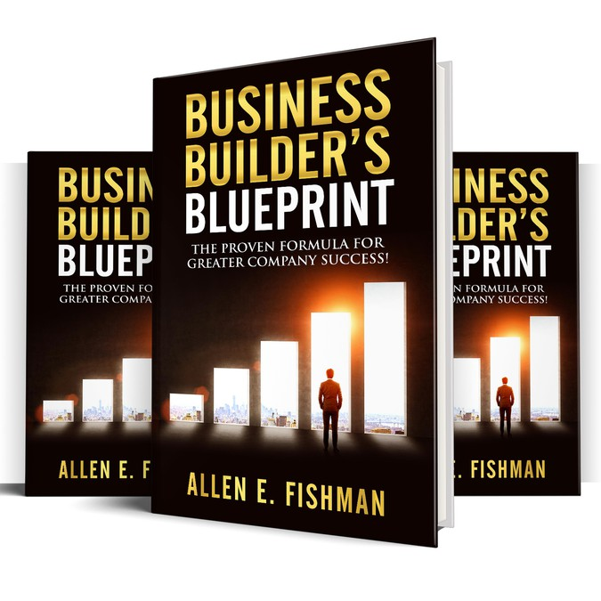 Business builders blueprint book cover design concurso portada business builders blueprint book cover design malvernweather Choice Image
