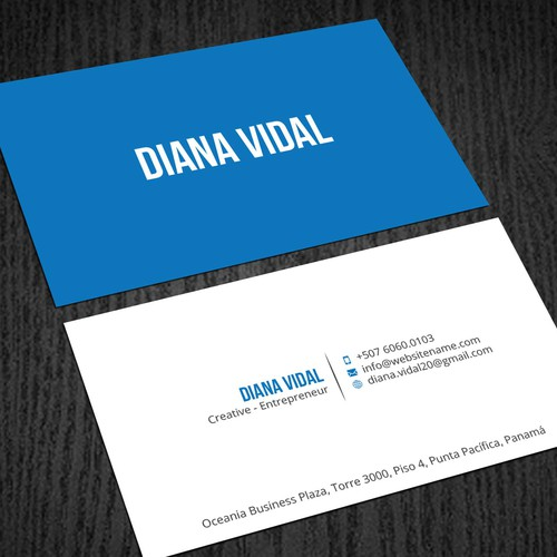 Creative business cards for young entrepreneur business card contest entries from this contest reheart Choice Image