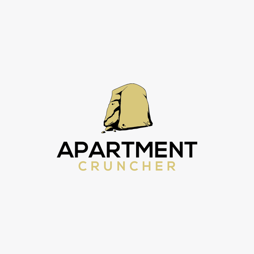 Create an eye catching logo for our apartment valuation for Apartment logo design