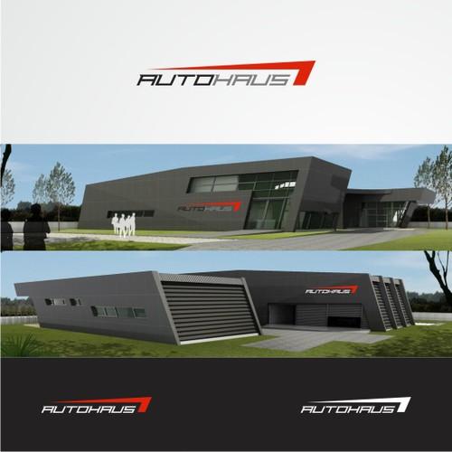 Runner-up design by masdab99