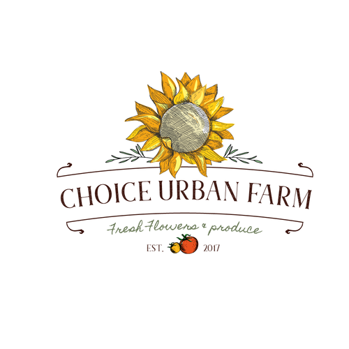 Choice Urban Farms NEEDS you to cultivate something special!! Design by curtis creations