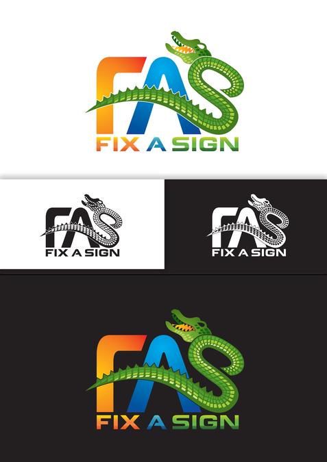 Winning design by M&L graphics
