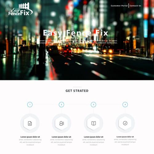 Runner-up design by Oxymoron_Design