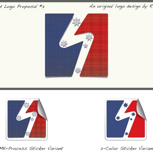 Runner-up design by roctopod