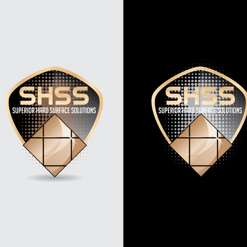Superior Hard Surface Solutions Or Shss Needs A New Logo Logo Und Visitenkarte Wettbewerb