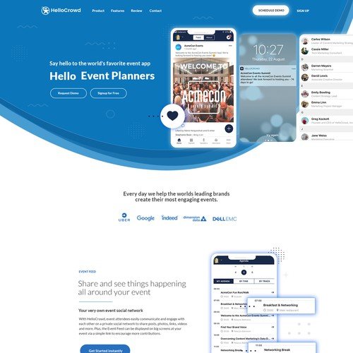 Ontwerp van finalist mkswebtech