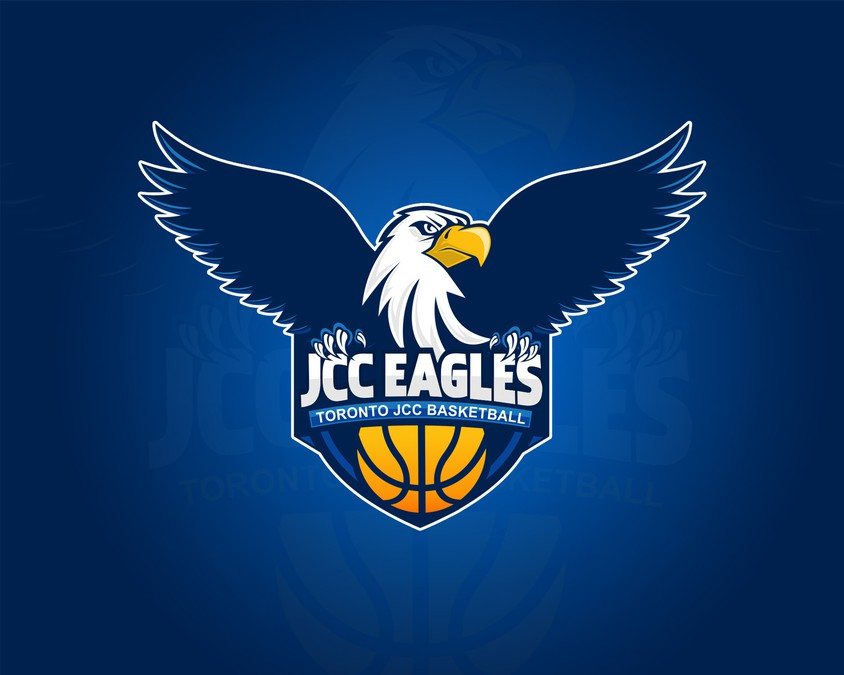 Team Logo  Eagles Volleyball  Vector Clipart Eagles