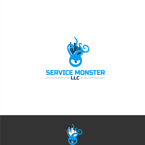 Create a capturing monster incorporated image to reflect Service ... 03afbe58f8d39