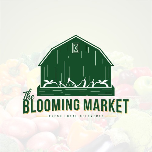Design an exciting logo for an online farm produce delivery company Design by ghandy ginanjar