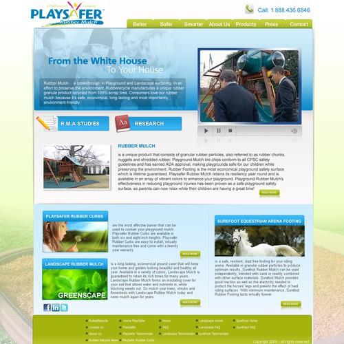 Ontwerp van finalist Twebdesign