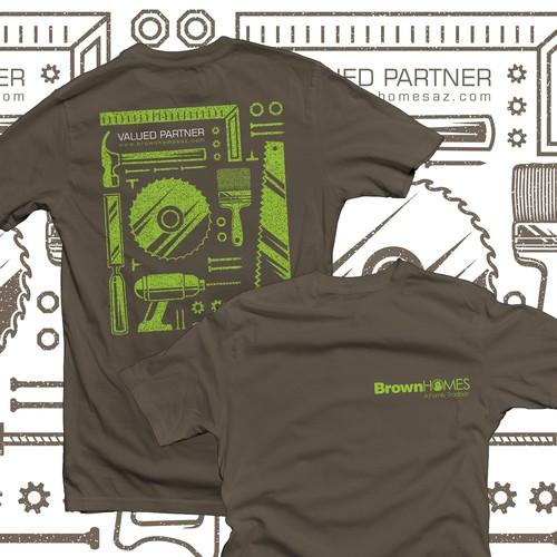 Diseño finalista de crowingdawn