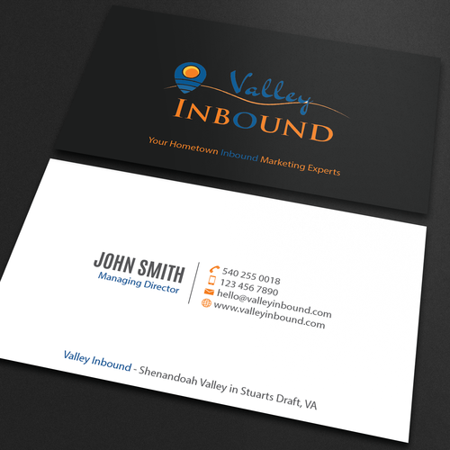 Create an amazing business card for a digital marketing agency runner up design by an designer colourmoves Choice Image