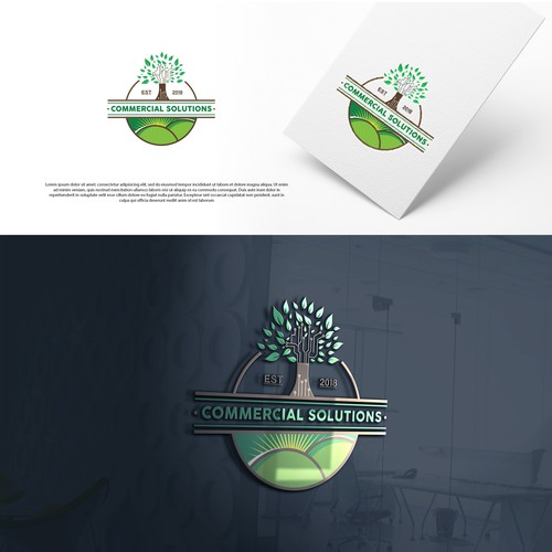Runner-up design by Handfan