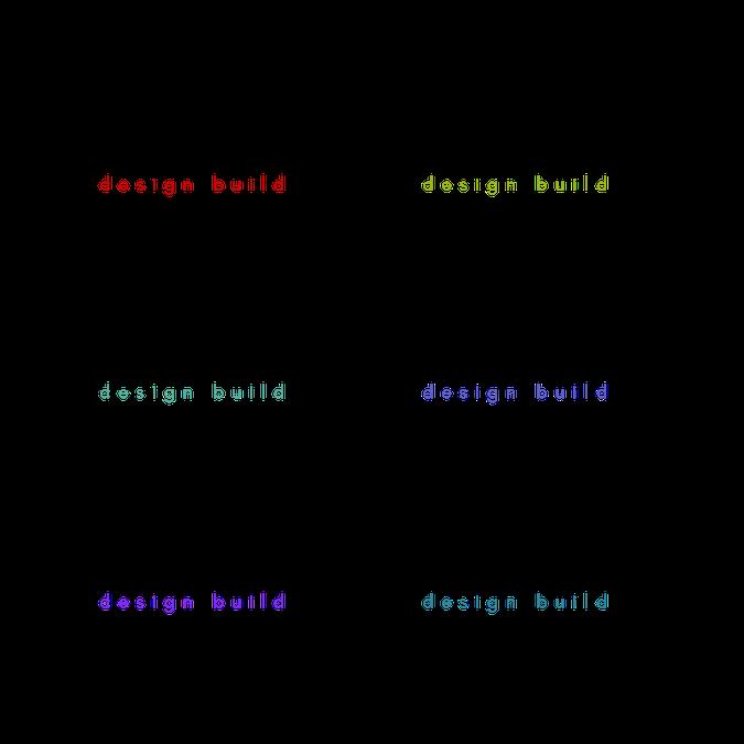 Winning design by James U.