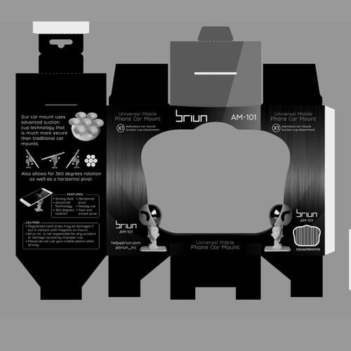 Runner-up design by dorsalartes
