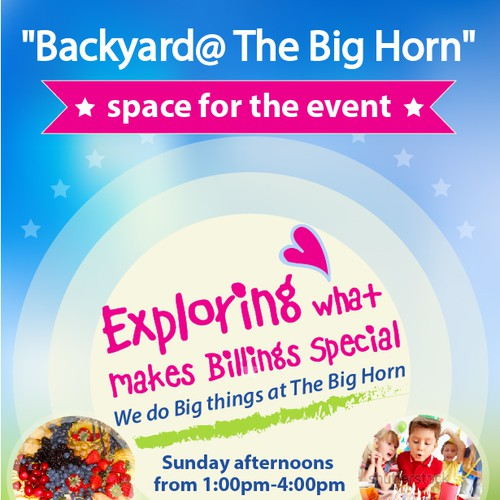 Backyard@ The Big Horn Resort