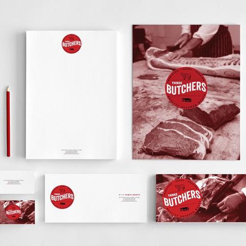 Ontwerp van finalist meatstudio