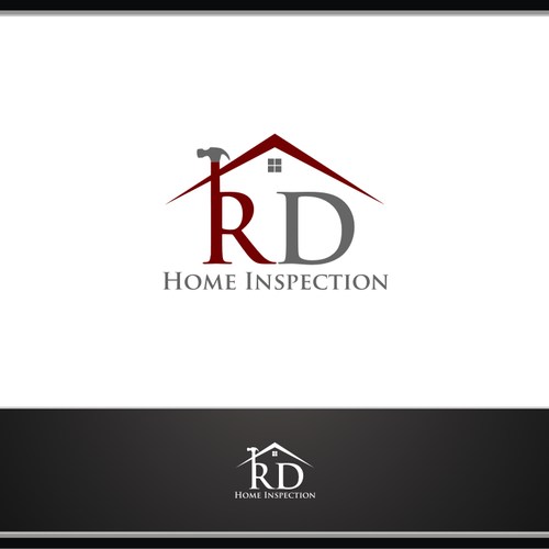 Home Inspection Sole Proprietor In Need Of A Logo Upgrade Logo