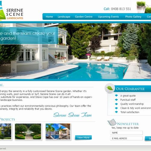 Zweitplatziertes Design von Twebdesign