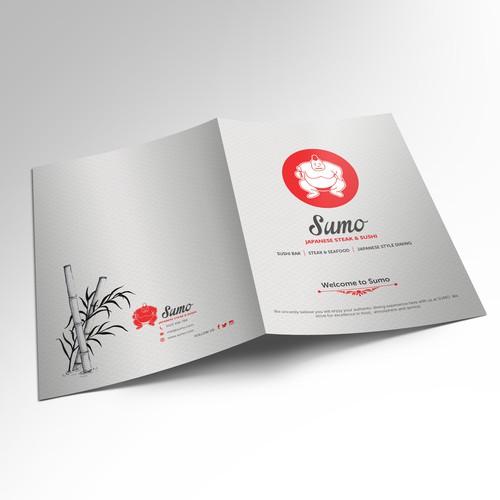 Runner-up design by Ali Mag