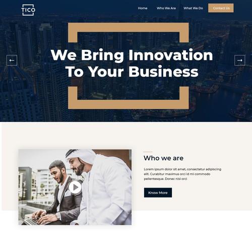 Ontwerp van finalist Adventix