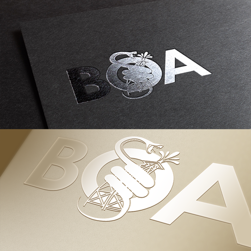 Runner-up design by Paperboat