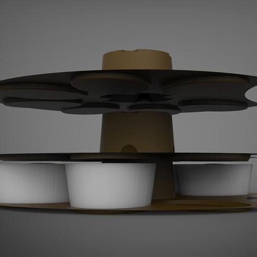 Runner-up design by purcari.tiberiu