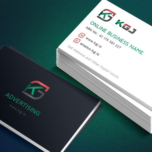Business card and invoice design business card contest runner up design by avijitdutta colourmoves