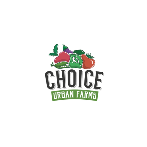 Choice Urban Farms NEEDS you to cultivate something special!! Design by Oszkar_