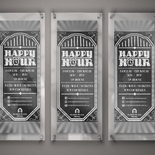 Runner-up design by IKE DIGITAL