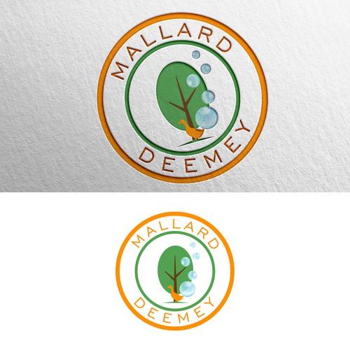 Runner-up design by MADDESAIN
