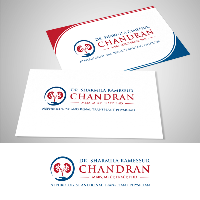 Tobecleared logo business card contest winning design by rabbitica colourmoves