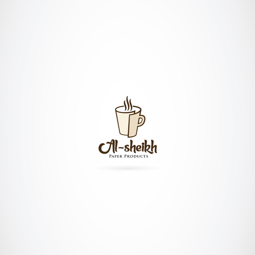 create a logo for a paper cup factory logo design contest