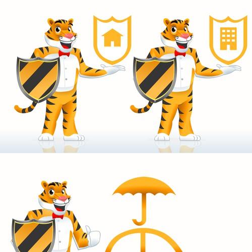 Runner-up design by Visunu