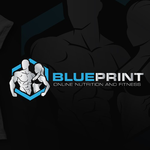 Best blueprint design that depicts nutrition and fitness in single runner up design by nambawan malvernweather Images