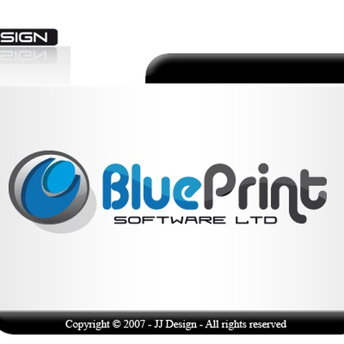 Logo design for a new software company logo design contest runner up design by jj design malvernweather Image collections