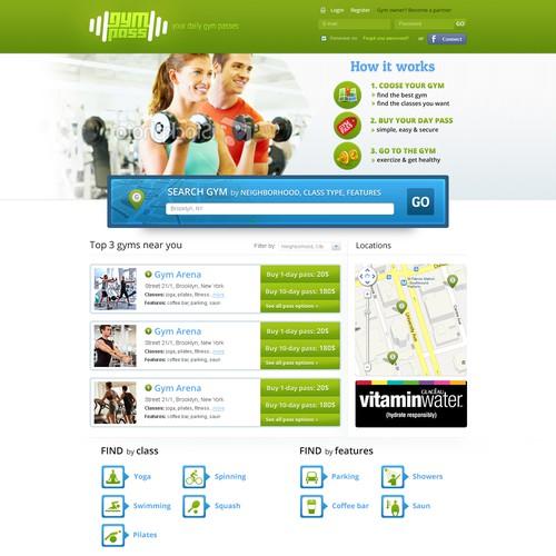 Runner-up design by Floway