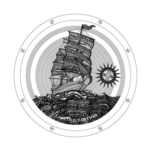 Runner-up design by forFAIZnLEVI