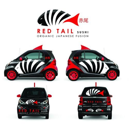 Runner-up design by Dario Manduca Design