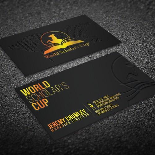 Runner-up design by abdullah50