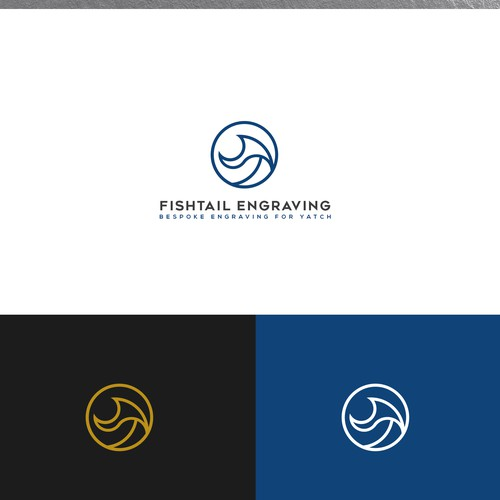 Design finalista por logo injector