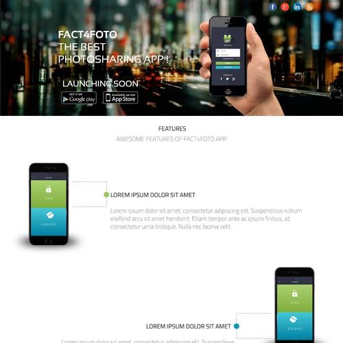 Design finalista por DesignRubix